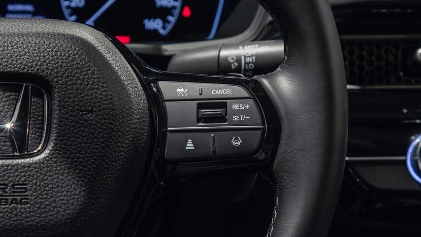 2022 Honda Civic iç mekan 4