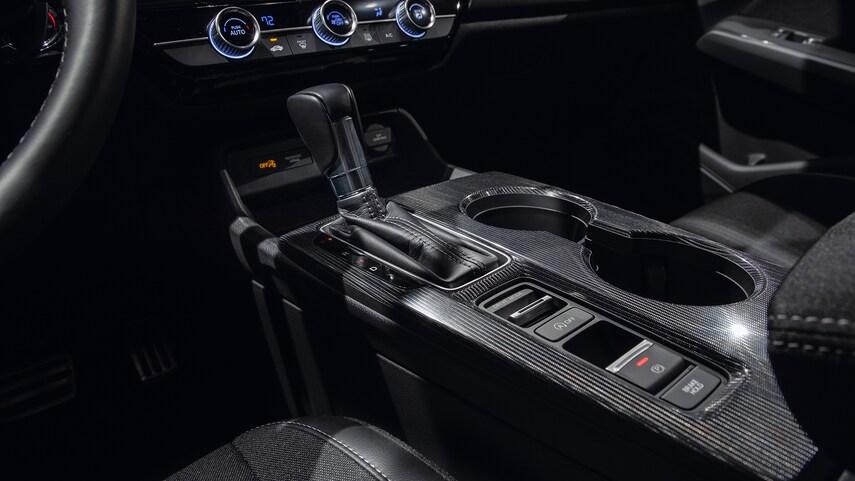 2022 Honda Civic iç mekan 5