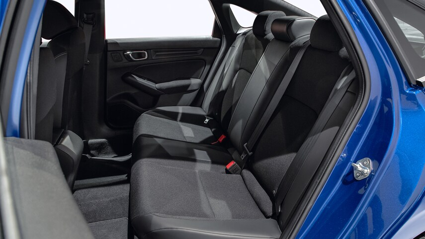 2022 Honda Civic iç mekan 6