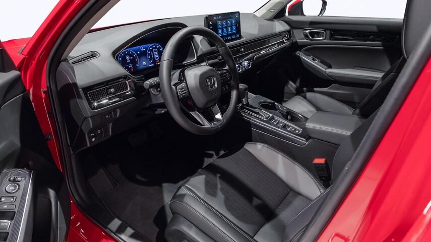2022 Honda Civic iç mekan 7