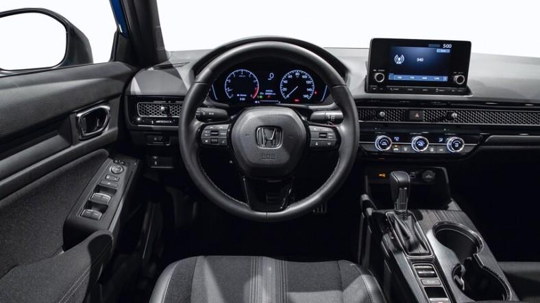 2022 Honda Civic'in Sürücüsünü Krallar Gibi Hissettirecek İç Mekan Fotoğrafları