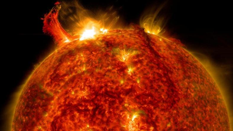 """439 Yıl Önce Gökyüzünü """"Yanıyormuş Gibi"""" Gösteren Dev Güneş Fırtınası, Önümüzdeki Yıllarda Tekrarlanabilir"""