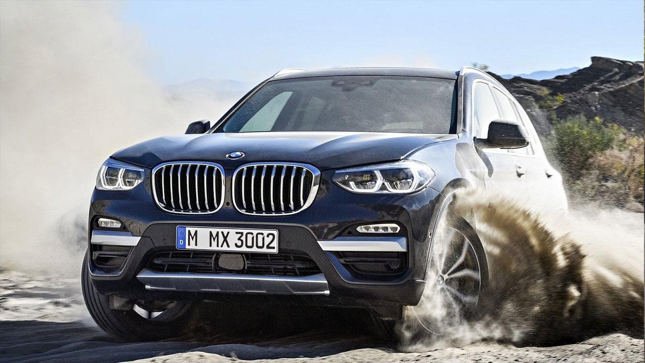 BMW X3 Dış tasarım