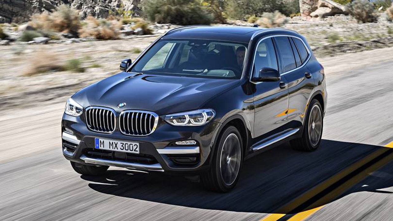 BMW X3 fiyatları