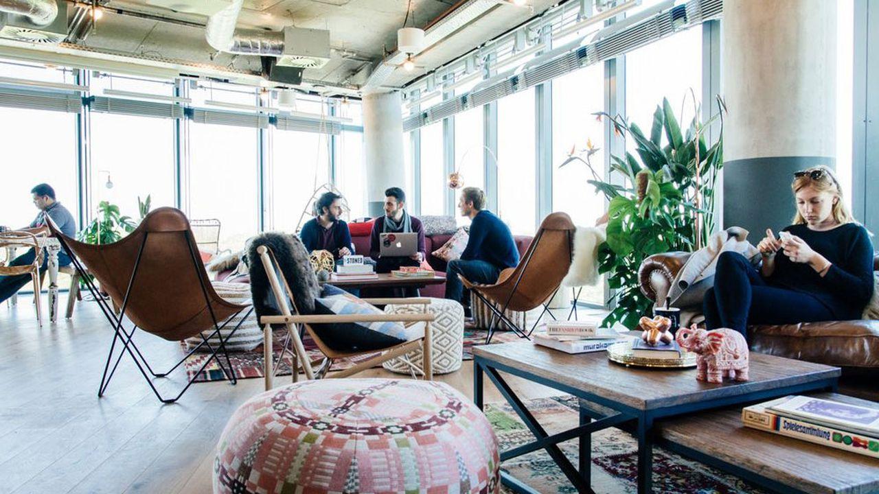 kolektif house, açık ofis