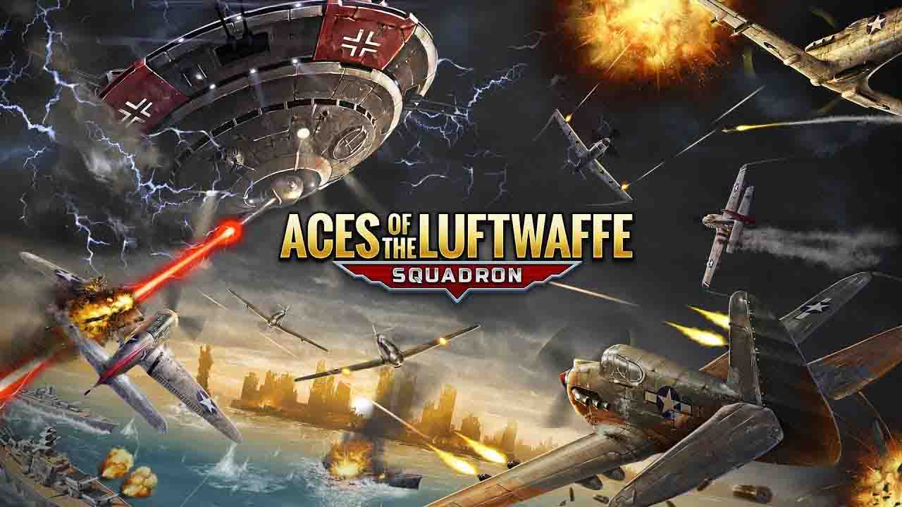 Aces of the Lutwaffe: Squadron