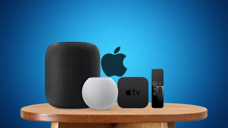 Apple, Dikkat Çeken Bir Hamleye Hazırlanıyor: HomePod, Apple TV'ye Gömülebilir