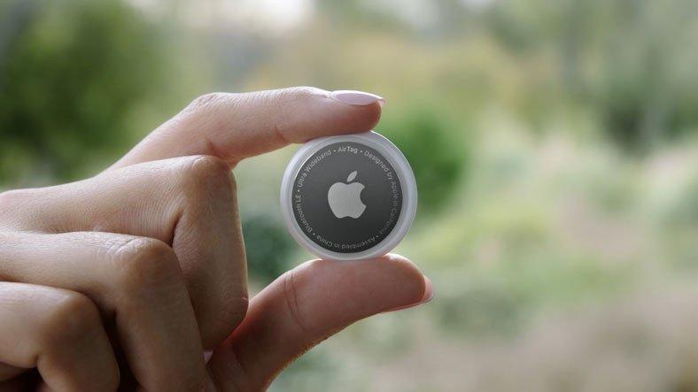 Apple, Her Türlü Eşyanın Yerini Takip Etmenizi Sağlayan Yeni Cihazı AirTag'i Tanıttı