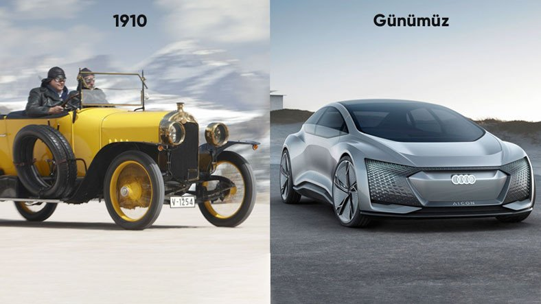Audi'nin Dünden Bugüne Uzanan Hikayesi: Halkalı Logosu Ne Anlama Geliyor?