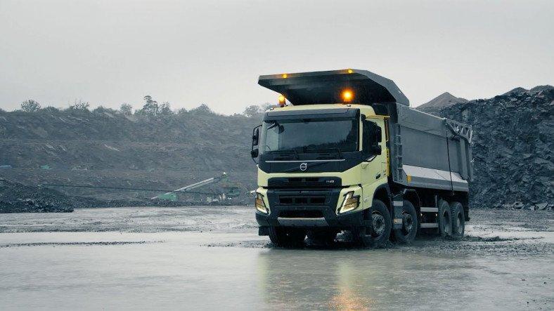 Aurora ve Volvo, Otonom Kamyonlar İçin İşbirliğine Gidiyor