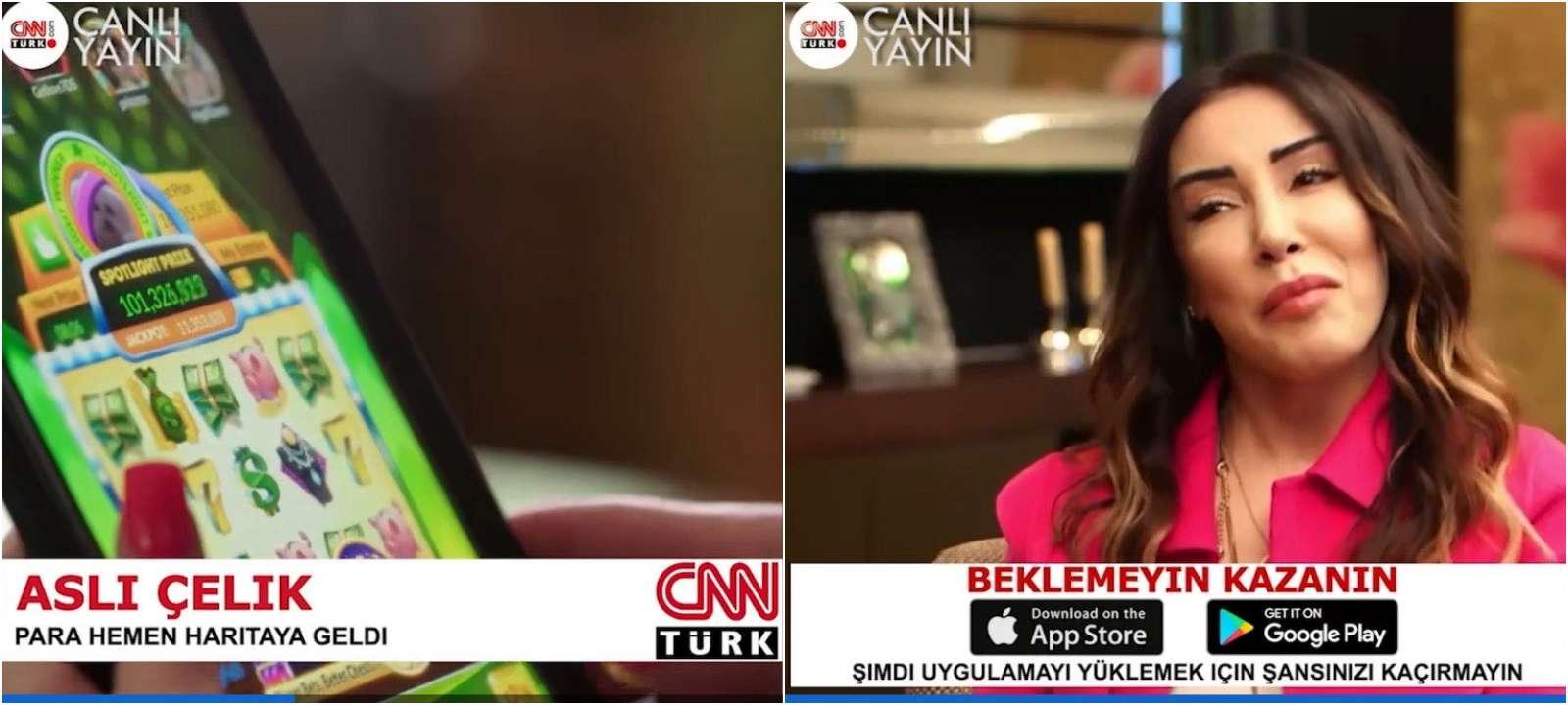 jungle runner cnn türk