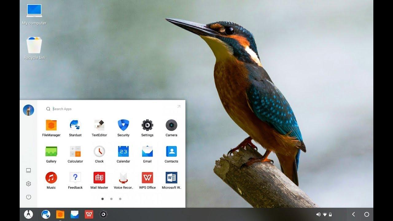 Phoenix OS nasıl yüklenir