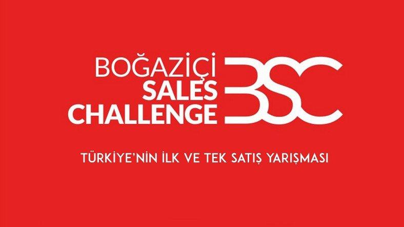 Boğaziçi Sales Challenge'a Başvurular Sona Ermek Üzere