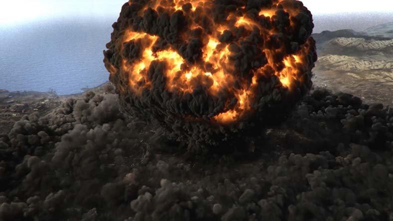 Call of Duty: Warzone'un İkinci Sezonu, Verdansk'a Atılan Nükleer Bombayla Sona Erdi [Video]
