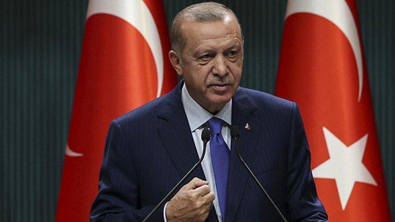 Cumhurbaşkanı Erdoğan'dan Aşı Tedariki Sıkıntısına Yönelik Açıklama Geldi