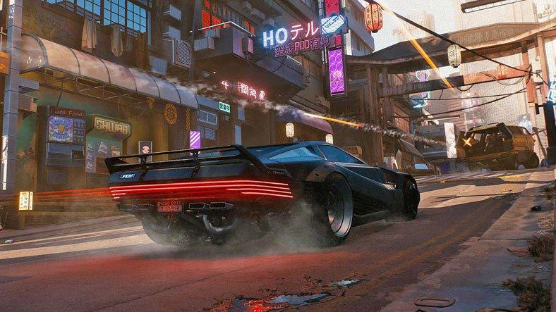 Cyberpunk 2077, Son Güncellemeden Sonra PlayStation 5'te 'Oynanılmaz' Hale Geldi