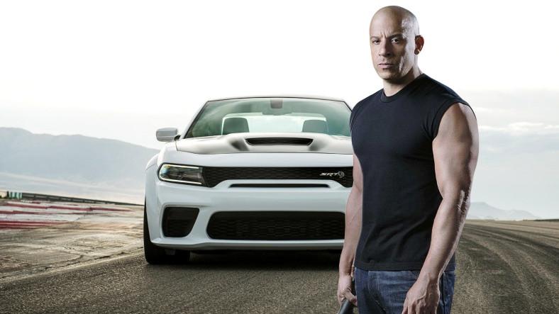 Devir Değişiyor: Vin Diesel, Hızlı ve Öfkeli 9'da 2.000 Beygirlik Bir Elektrikli Dodge Charger Kullanacak