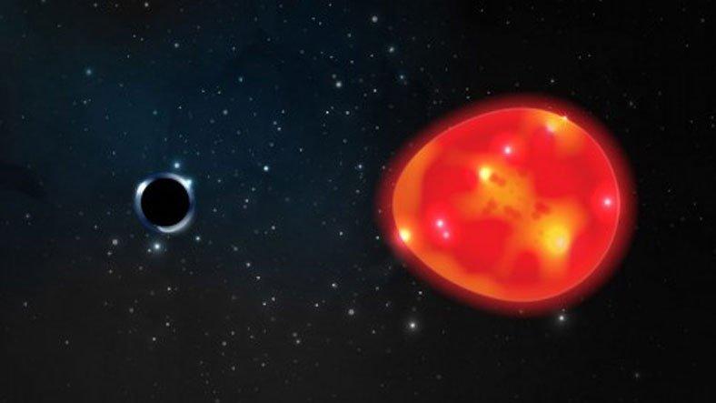 Dünya'ya En Yakın Kara Delik Keşfedildi: Aynı Zamanda En Küçüklerden Biri