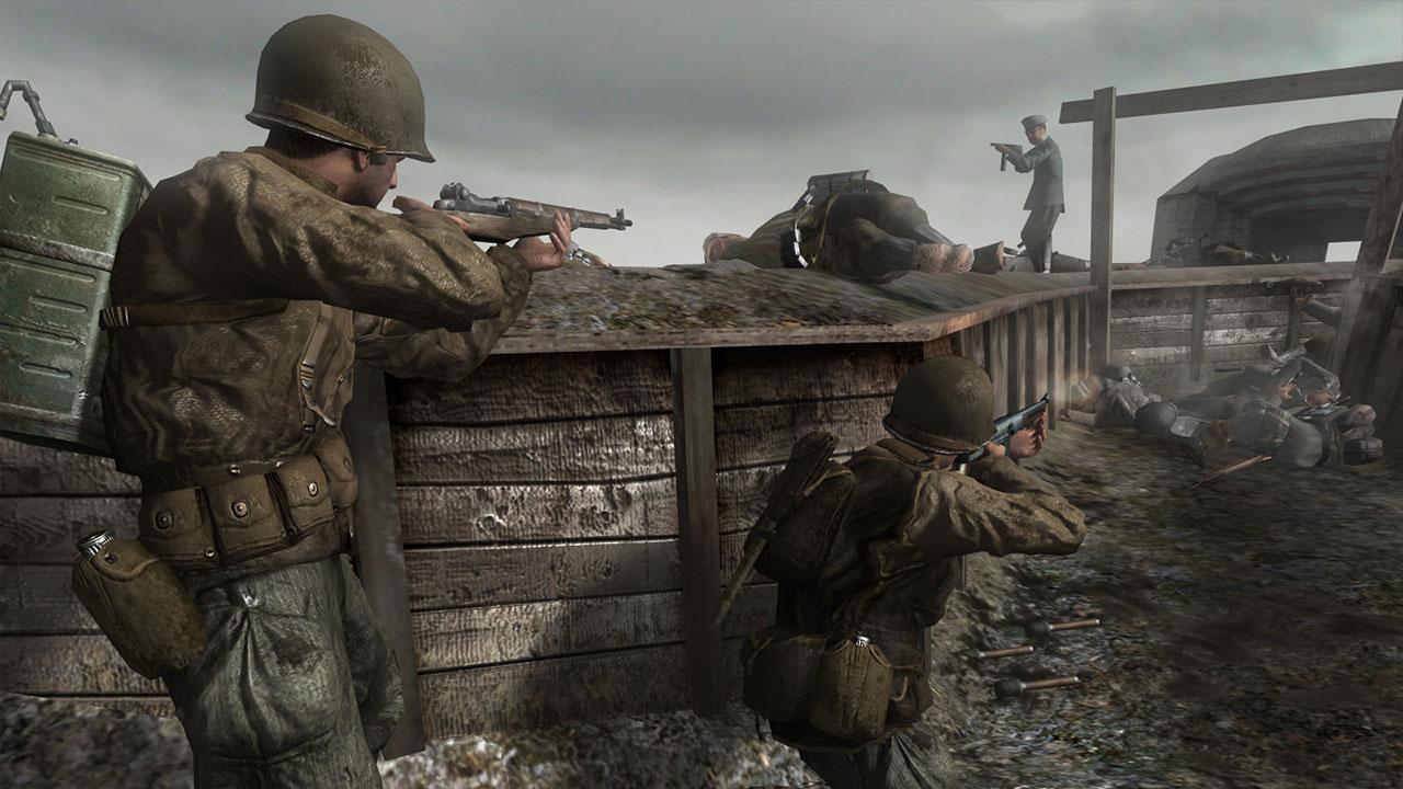 Call of Duty 2 Neden Efsane