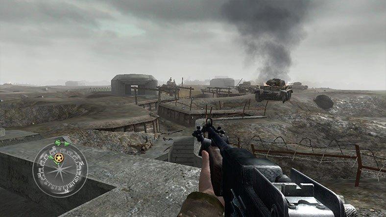 Efsane Oyunlar #3: Koca Bir Nesle Patates ile El Bombası Atmayı Öğreten Call of Duty 2'yi Bu Kadar Özel Yapan Neydi?