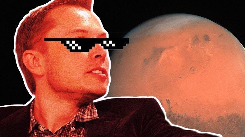 Elon Musk, Twitter Profilinde Kendini Mars'ın İmparatoru İlan Etti