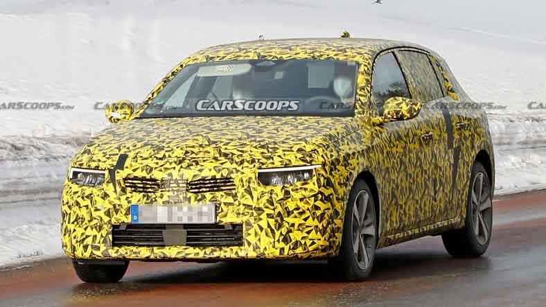 En Yetkili İsim, 2022 Model Opel Astra'nın Sahip Olacağı Bazı Özellikleri Açıkladı