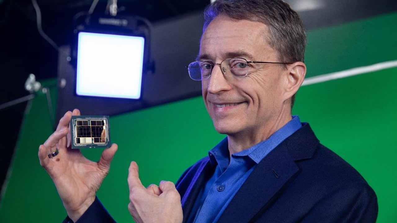 Intel CEO'su Pat Gelsinger