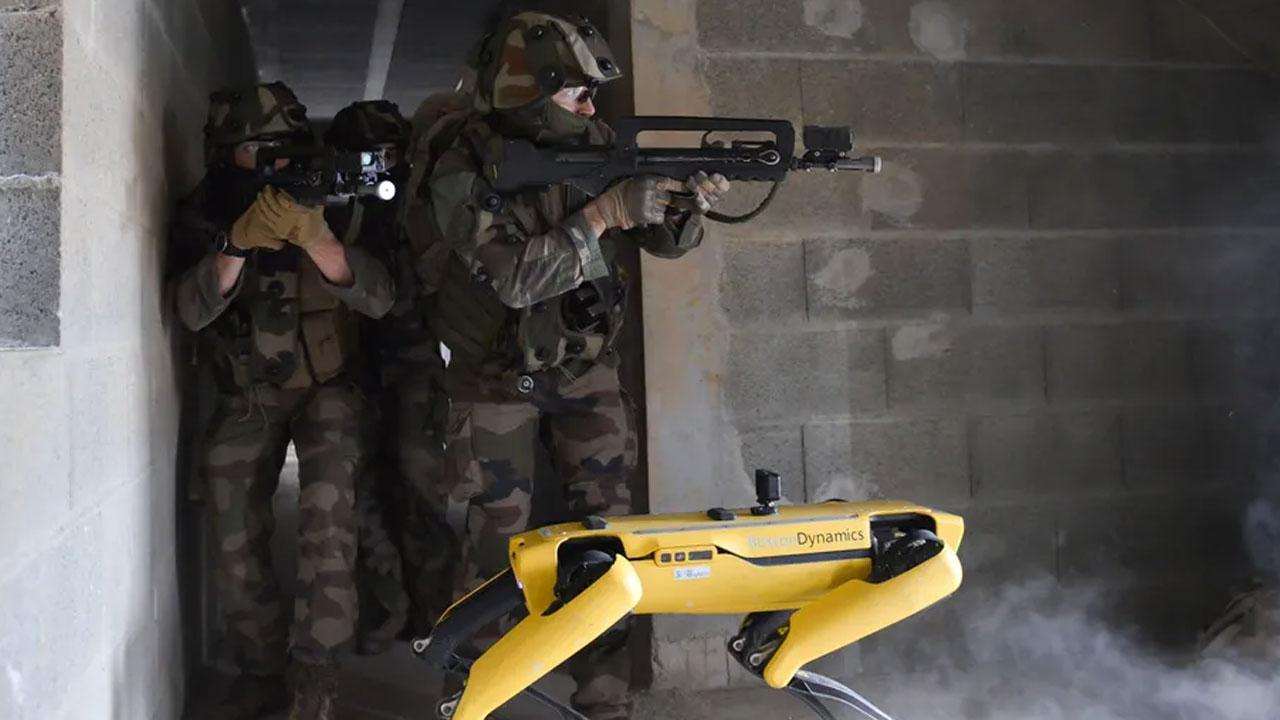 spot fransız ordusu