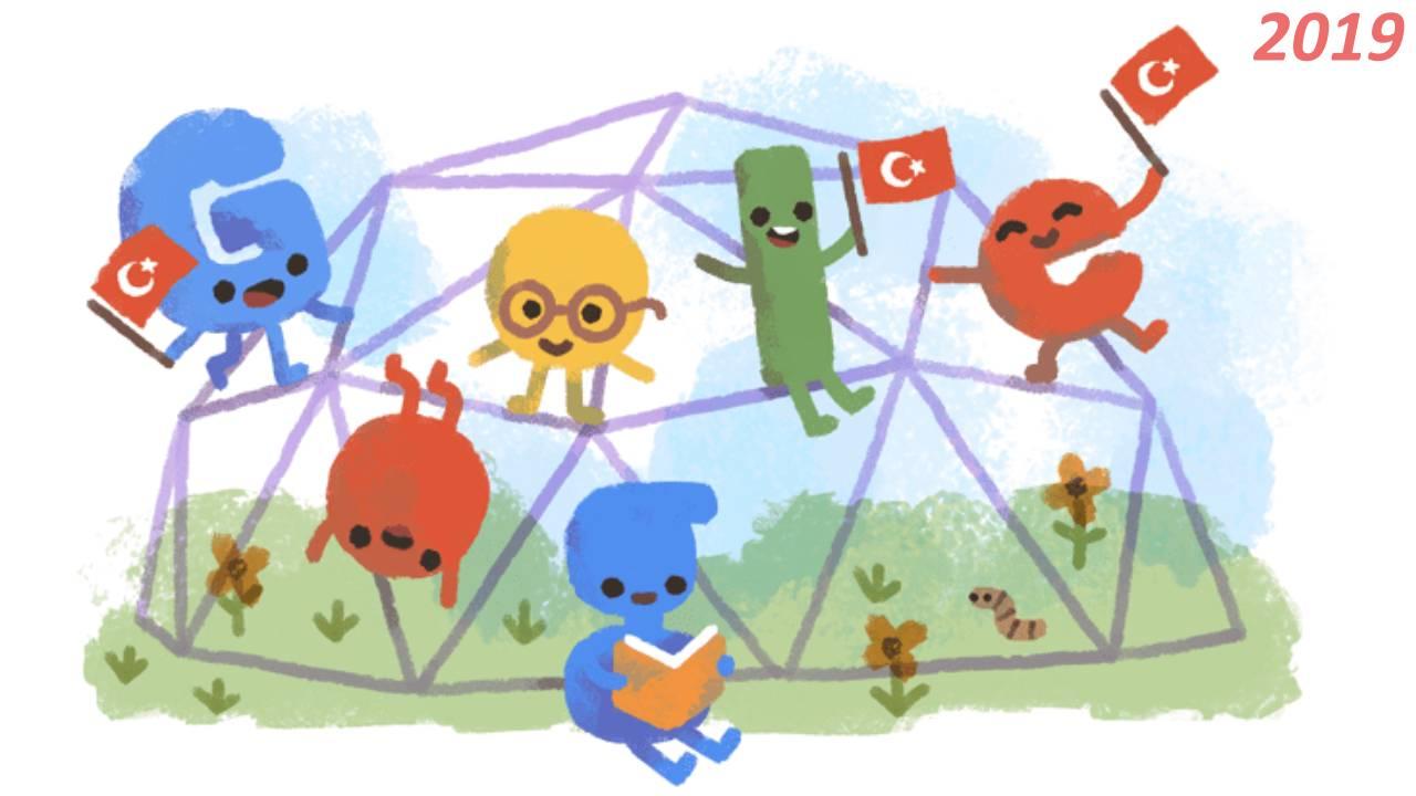 Google 23 Nisan Doodle 2019