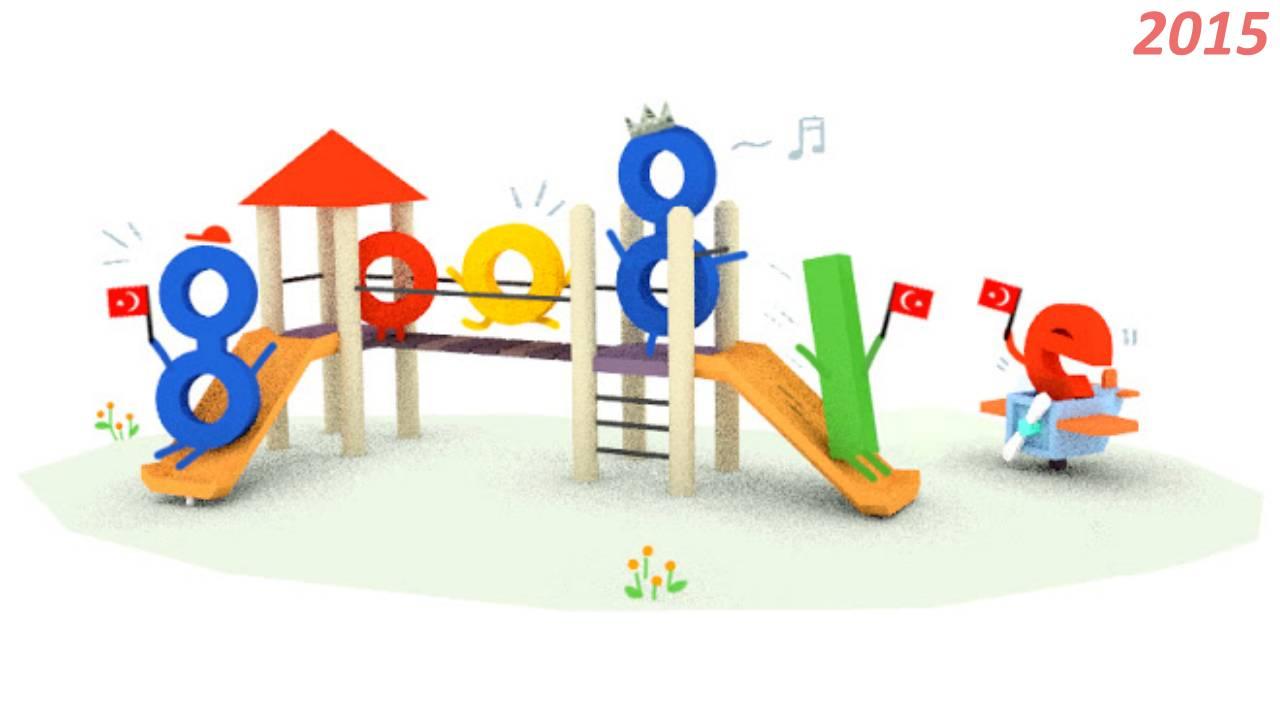 Google 23 Nisan Doodle 2015
