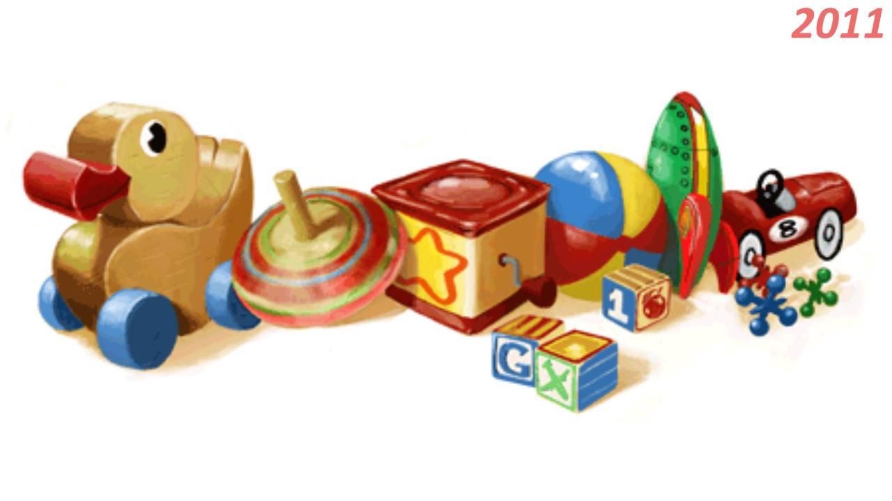 Google 23 Nisan Doodle 2011