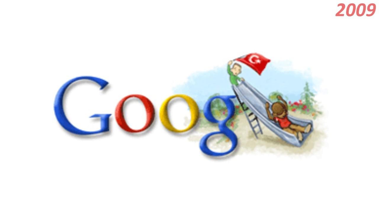 Google 23 Nisan Doodle 2009