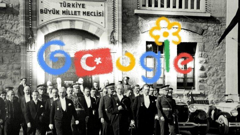 Google, Çocuk Bayramını Bu Yıl da Unutmadı: Bu Yıl ve Geçmiş Yıllarda Yayınlanan 23 Nisan Doodle'ları