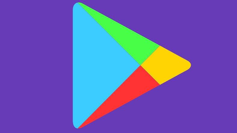 Hamburger Menüyü Yok Eden, Google Play Store'un Yeni Tasarımı Kullanıma Sunuldu