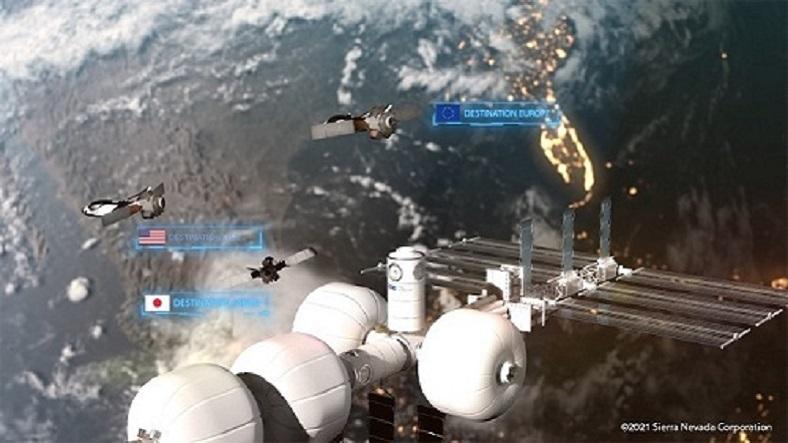 SNC uzay istasyonu