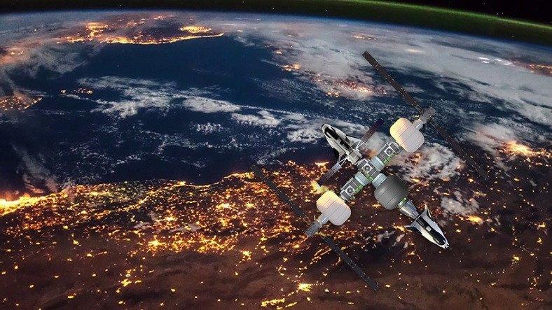 İki Türk Girişimcinin Şirketi SNC, NASA İçin ISS'in Yerine Geçecek Şişme Uzay İstasyonu Geliştiriyor