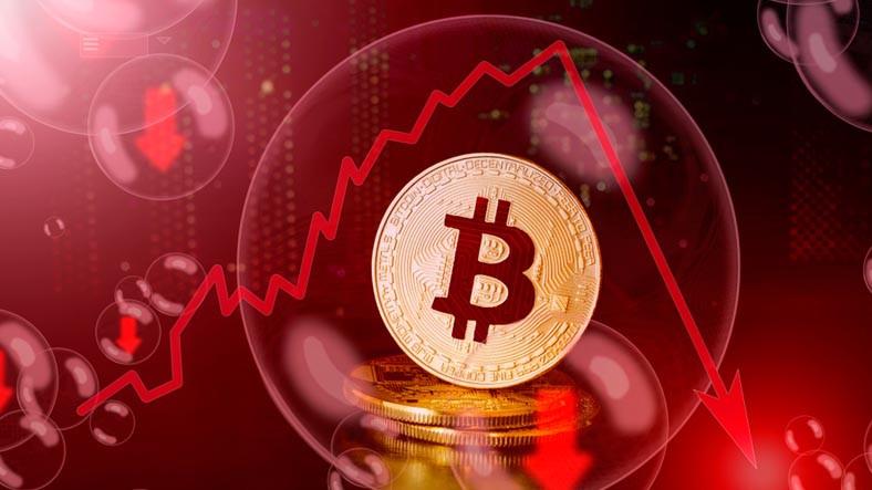 Kripto Para Piyasalarında Ölümcül Düşüş: Bitcoin'deki Değer Kaybı Yüzde 10'u Aştı