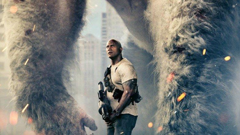 Linç Tayfa Toplansın: Dwayne 'The Rock' Johnson, Bütün Filmlerde Aynı Rolü mü Canlandırıyor?