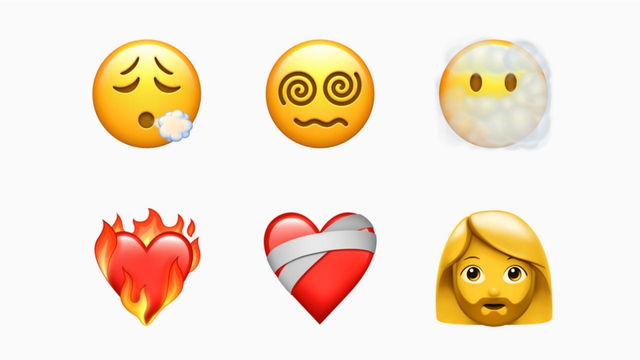 macos yeni emoji