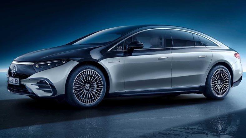 Mercedes-Benz, Türkiye'nin En Kuzeyinden En Güneyine Tek Şarj ile Gidebilen Otomobili EQS'i Tanıttı