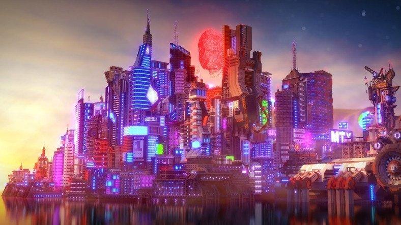 Minecraft'ta İnşa Edilen Birbirinden Sıra Dışı 12 Yapı