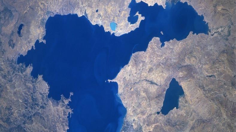NASA'nın Yarışmayı Düzenleyen Editörü: 'Van Gölü Kazanacak' Demiştim