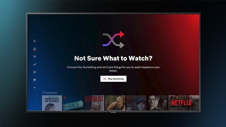 Netflix'te Ne İzleyeceğini Bilemeyenlere Müjde: 'Bir Şeyler Oynat' Özelliği Geliyor