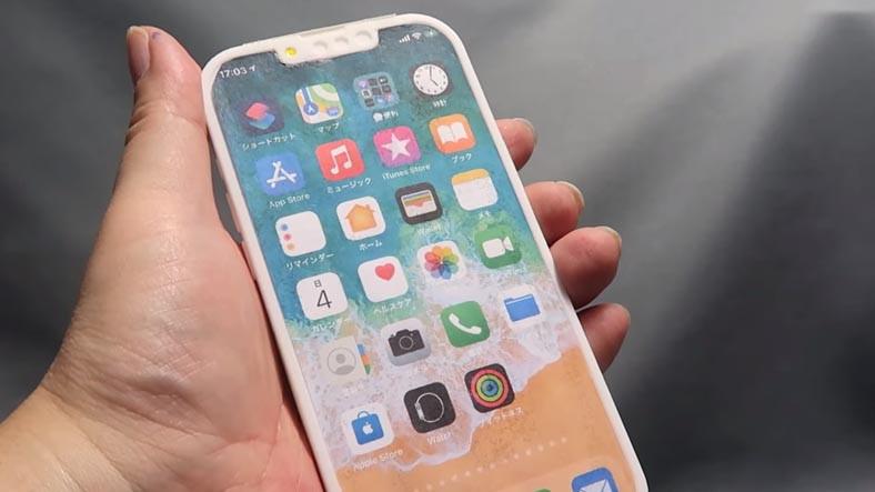 Nihayet: iPhone 13 Pro'da Çentiğin Küçüleceğini Açığa Çıkaran Prototip [Video]