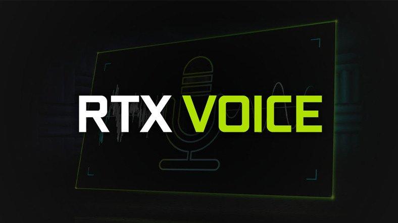 NVIDIA'nın Gürültü Engelleme Özelliği RTX Voice Artık RTX Dışı Serilerde de Kullanılabilecek