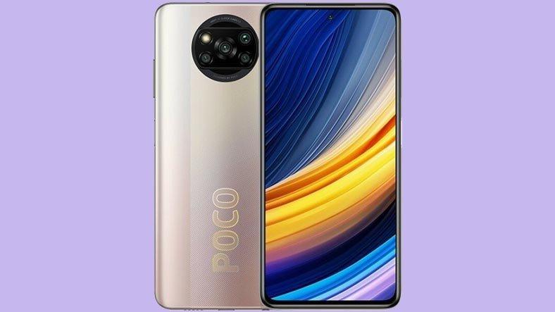 POCO X3 Pro, Kabul Edilebilir Fiyatıyla Türkiye'de Satışa Sunuldu