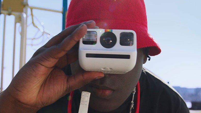 Polaroid, Dünyanın En Küçük Şipşak Fotoğraf Makinesini Tanıttı