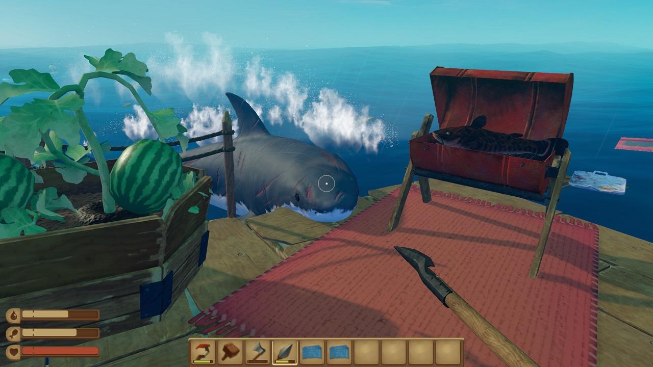 Köpek balığı ile mücadele