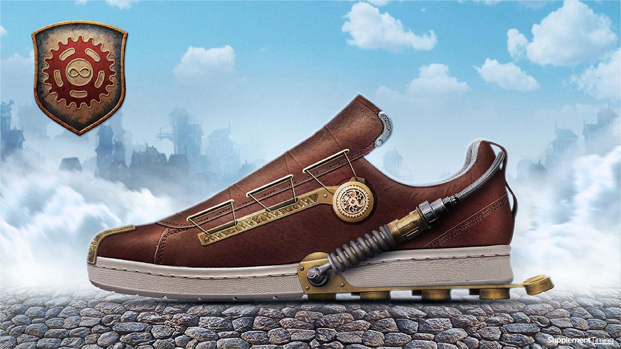 bioshock ayakkabı