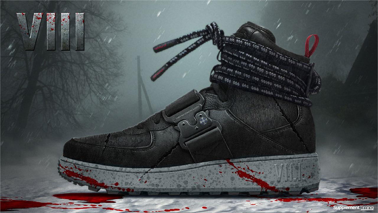 resident evil ayakkabı
